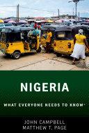 Nigeria Pdf/ePub eBook