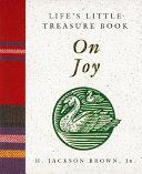 Life's Little Treasure Book on Joy