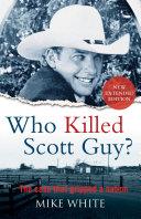 Who Killed Scott Guy? [Pdf/ePub] eBook