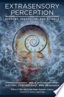 Extrasensory Perception  Support  Skepticism  and Science  2 volumes