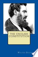 The English Constitution PDF