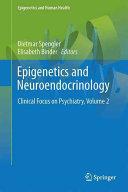 Epigenetics And Neuroendocrinology Book PDF