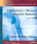 Basic Concepts of Psychiatric-mental Health Nursing
