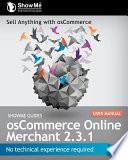 ShowMe Guides Oscommerce Online Merchant 2. 3. 1 User Manual