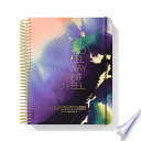 The Desire Map Planner from Danielle Laporte 2019 Weekly Edition (Purple and Green)