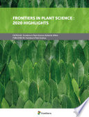 Frontiers in Plant Science  2020 Highlights Book