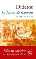 Pdf Le Neveu de Rameau et autres textes Telecharger