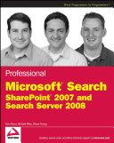 Professional Microsoft Search