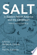 Salt in Eastern North America and the Caribbean Book