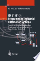 IEC 61131–3: Programming Industrial Automation Systems