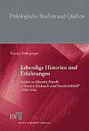 Lebendige Historien und Erfahrungen