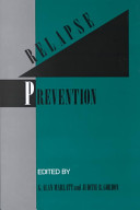 Cover of Relapse Prevention