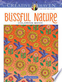 Creative Haven Blissful Nature Coloring Book
