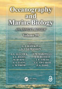 Oceanography and Marine Biology  An Annual Review  Volume 59