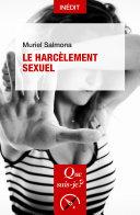 Pdf Le harcèlement sexuel Telecharger