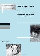 Approach to Shakespeare Pdf/ePub eBook