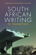 South African Writing in Transition [Pdf/ePub] eBook