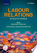 Labour Relations in South Africa 5e