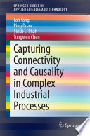 Capturing Connectivity and Causality in Complex Industrial Processes Book