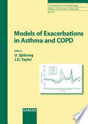 Models Of Exacerbations In Asthma And Copd Book PDF
