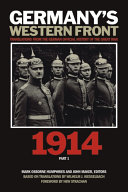 Germany   s Western Front  1914