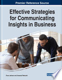 Effective Strategies for Communicating Insights in Business