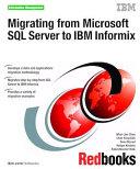 Migrating from Microsoft SQL Server to IBM Informix