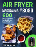 Air Fryer Cookbook For Beginners Book