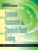 Formative Assessment & Standards-Based Grading Pdf/ePub eBook