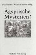 gyptische Mysterien