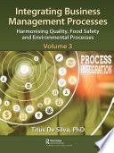 Integrating Business Management Processes