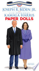 President Joseph R  Biden Jr  and Vice President Kamala Harris Paper Dolls