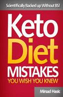 Keto Diet Mistakes You Wish You Knew