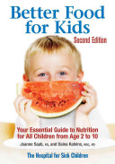 Better Food for Kids Book