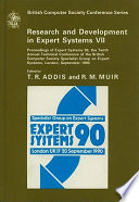 Research and Development in Expert Systems VII Book