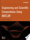 Engineering And Scientific Computations Using Matlab Book PDF