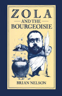 Pdf Zola and the Bourgeoisie Telecharger