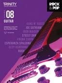 Trinity Rock & Pop 2018 Guitar Grade 8