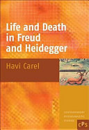 Life and Death in Freud and Heidegger