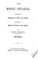 The Model Speaker