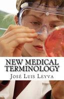 New Medical Terminology