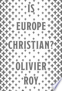Is Europe Christian