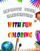Improve Your Handwriting with Fun Coloring