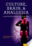 Culture Brain And Analgesia Book PDF