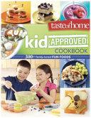 Taste of Home Kid Approved Cookbook Book
