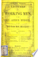 Lectures ... to working men