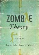 Zombie Theory Pdf