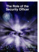 The Role of the Security Officer