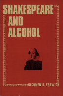 Shakespeare and Alcohol
