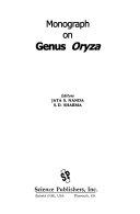 Monograph on Genus Oryza